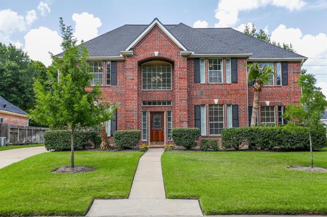 20510 Ivory Creek Lane, Katy, TX 77450 (MLS #94432027) :: Team Sansone