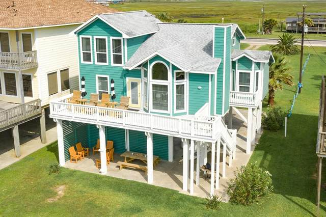 2418 Blue Water Highway, Surfside Beach, TX 77541 (MLS #94432311) :: The SOLD by George Team
