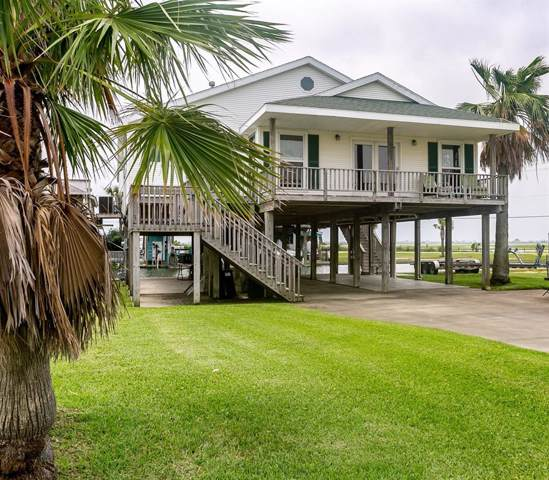 16711 Sandpiper Road, Jamaica Beach, TX 77554 (MLS #94432606) :: Texas Home Shop Realty