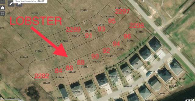 2282 E Lobster Street, Crystal Beach, TX 77650 (MLS #94448069) :: The Bly Team