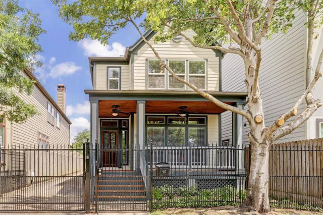 917 W 24th Street, Houston, TX 77008 (MLS #94453294) :: Texas Home Shop Realty