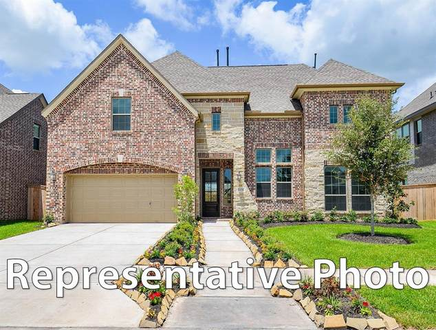 23227 Mulberry Thicket Trail, Katy, TX 77493 (MLS #94453896) :: The Sansone Group