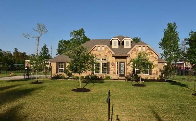 14618 Iron Horseshoe Lane, Houston, TX 77044 (MLS #94456079) :: Bray Real Estate Group