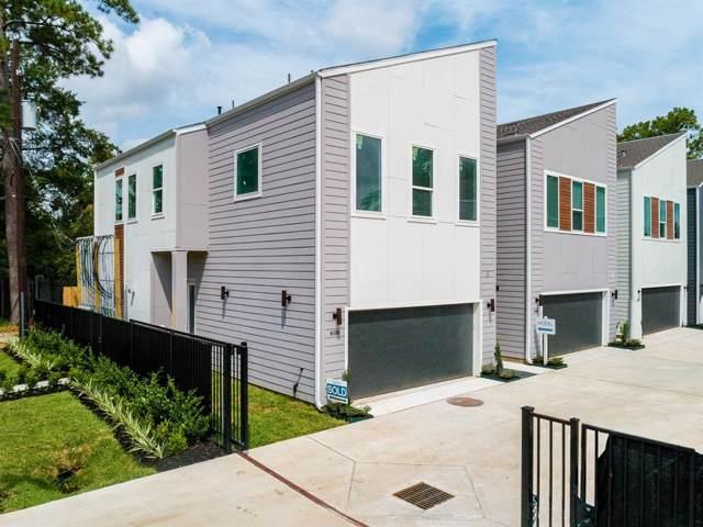 592 Janisch Road, Houston, TX 77018 (MLS #94460586) :: Ellison Real Estate Team