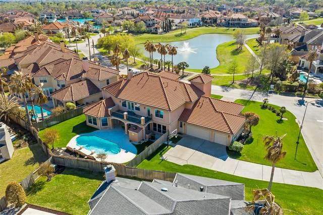 2203 Cresent Palm Lane, Houston, TX 77077 (MLS #94462245) :: The Sansone Group