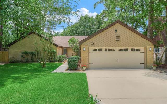18 Rosedale Brook Court, The Woodlands, TX 77381 (MLS #94466504) :: The Home Branch