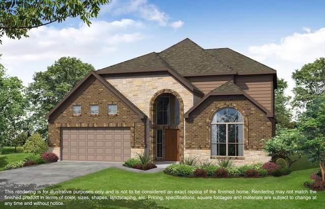 2611 Saw Palmetto Trail, Katy, TX 77493 (MLS #94470364) :: The Home Branch