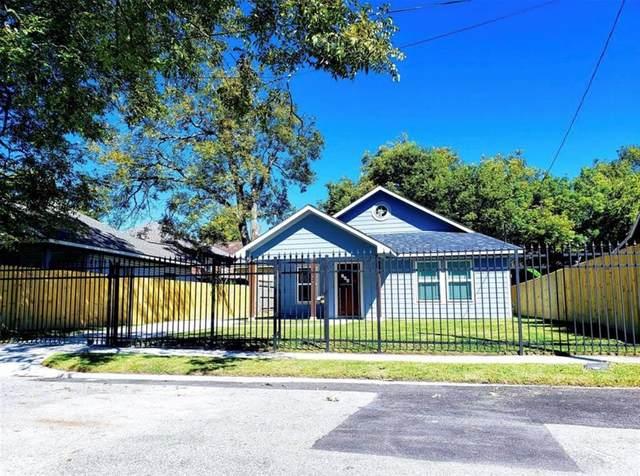 304 E Hunnicutt Street, Baytown, TX 77520 (MLS #94475917) :: All Cities USA Realty