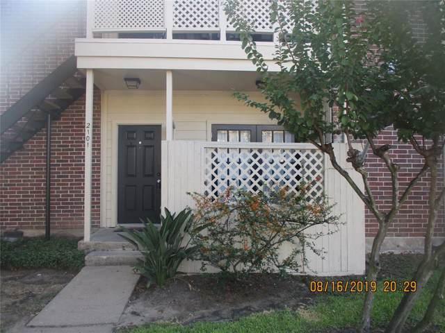 2121 El Paseo Street #2101, Houston, TX 77054 (MLS #94479345) :: The Parodi Team at Realty Associates