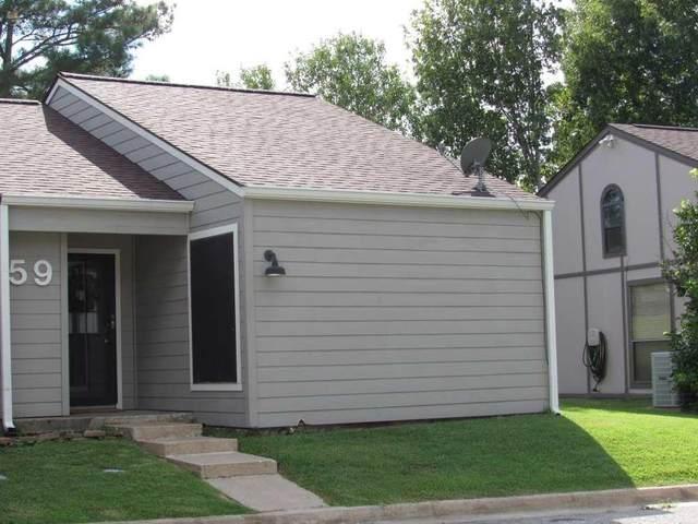 59 Westwood Village Drive, Trinity, TX 75862 (MLS #94486325) :: Caskey Realty