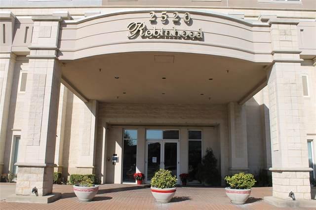 2520 Robinhood Street #1610, Houston, TX 77005 (MLS #94502587) :: Lisa Marie Group | RE/MAX Grand