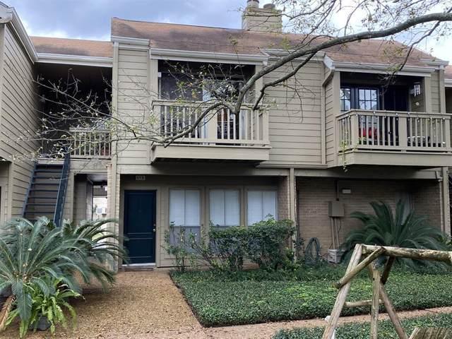 2100 Tanglewilde Street #515, Houston, TX 77063 (MLS #94519647) :: Green Residential