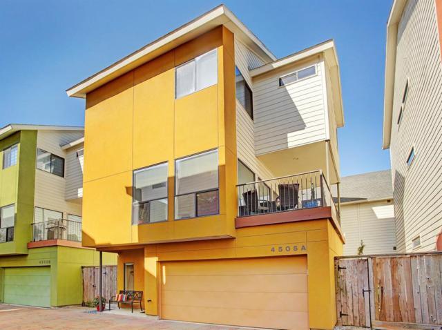 4505 Eigel Street A, Houston, TX 77007 (MLS #94520947) :: Texas Home Shop Realty