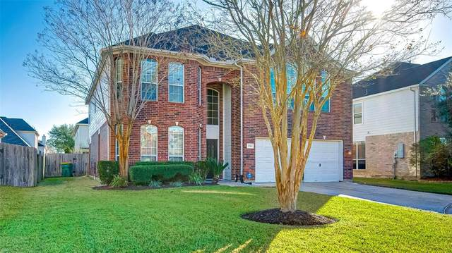 2511 Sunfire Lane, Pearland, TX 77584 (MLS #94528767) :: The SOLD by George Team