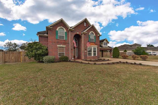 2716 Silverstone Way, Conroe, TX 77304 (MLS #94530080) :: The SOLD by George Team