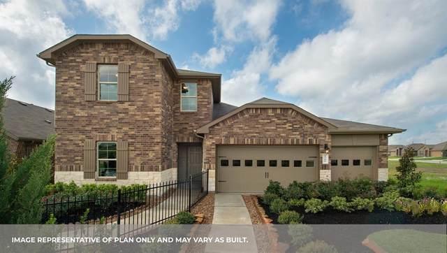 5522 Pleasant Falls Drive, Richmond, TX 77407 (MLS #94539849) :: Ellison Real Estate Team