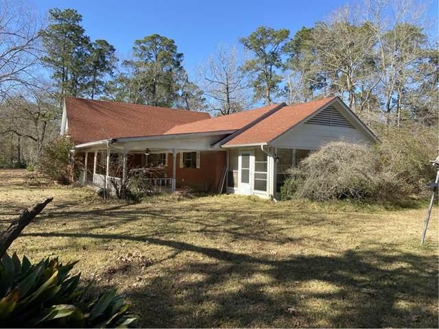 13310 Moss Hill Drive, Bevil Oaks, TX 77713 (MLS #94540703) :: Michele Harmon Team