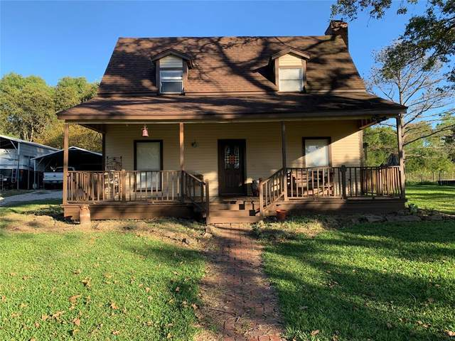 12930 Squirrel Tree Road, Willis, TX 77318 (MLS #94559027) :: Lerner Realty Solutions