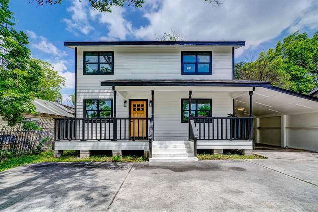 405 Woolworth Street, Houston, TX 77020 (MLS #94577107) :: Connell Team with Better Homes and Gardens, Gary Greene