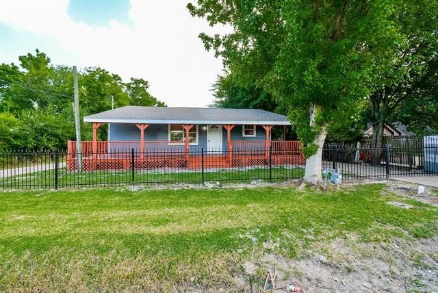 4902 Sycamore Avenue, Pasadena, TX 77503 (MLS #94579396) :: Caskey Realty