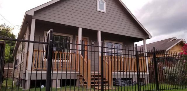 4203 Chapman Street, Houston, TX 77009 (MLS #94586097) :: Texas Home Shop Realty