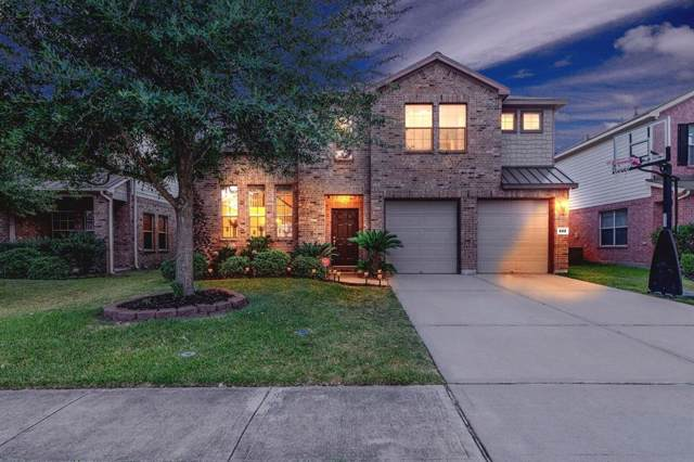 422 Dockside Terrace Lane, Katy, TX 77494 (MLS #94604776) :: The Heyl Group at Keller Williams
