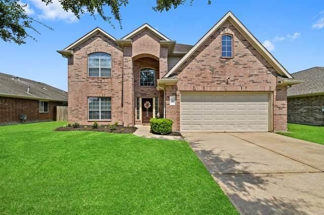 3008 Kings Isle Lane, Dickinson, TX 77539 (MLS #94611855) :: Rachel Lee Realtor
