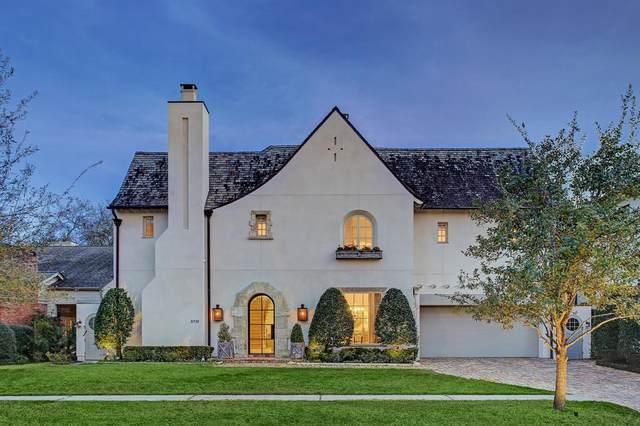 3713 Locke Lane, Houston, TX 77027 (MLS #94619157) :: Connell Team with Better Homes and Gardens, Gary Greene