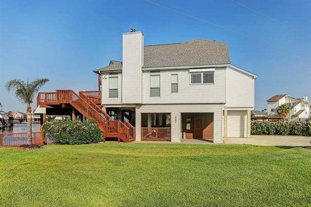 222 Lanai Street, Tiki Island, TX 77554 (MLS #94624848) :: Giorgi Real Estate Group