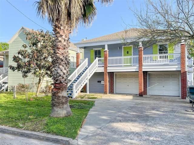 1617 Avenue M, Galveston, TX 77550 (MLS #94637279) :: Lisa Marie Group | RE/MAX Grand