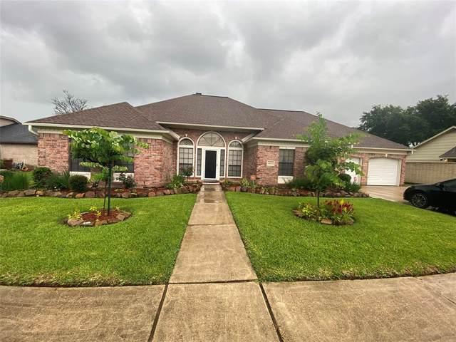4612 Ironwood Drive, Baytown, TX 77521 (MLS #94638841) :: Bray Real Estate Group