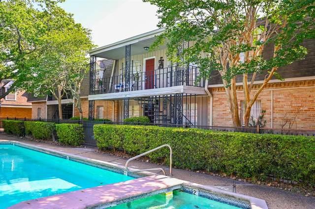 2611 Marilee Lane #2, Houston, TX 77057 (MLS #94644464) :: The SOLD by George Team