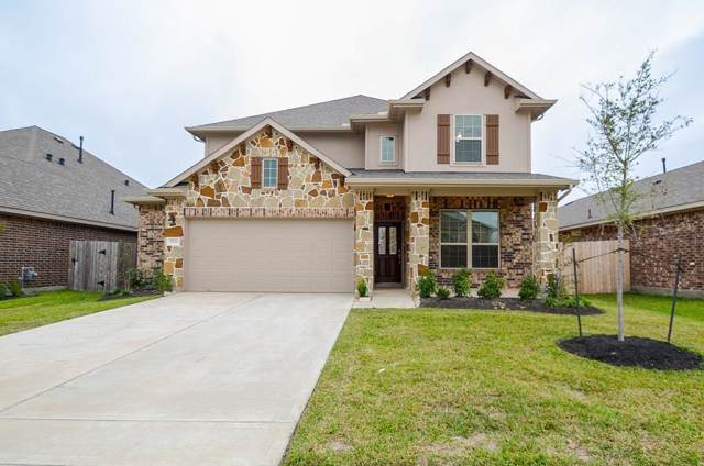 3722 Logandale Ridge Lane, Katy, TX 77493 (MLS #94660488) :: Green Residential