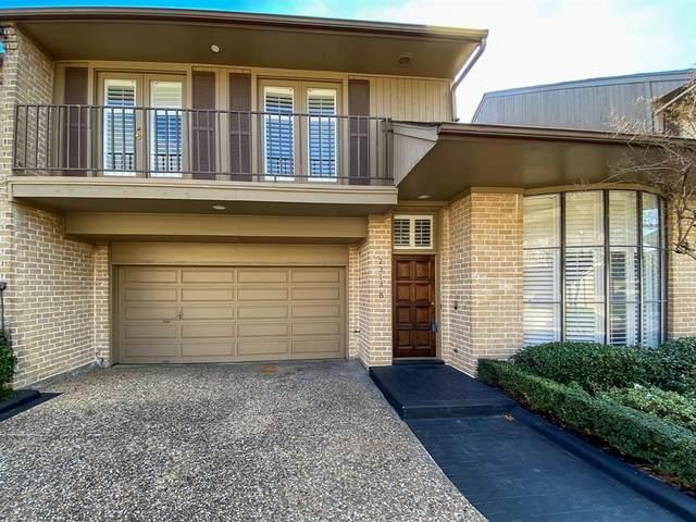 2313 Nantucket B, Houston, TX 77057 (MLS #9466427) :: The Home Branch