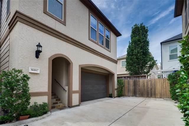 5618 Petty Street C, Houston, TX 77007 (MLS #94665688) :: Lerner Realty Solutions