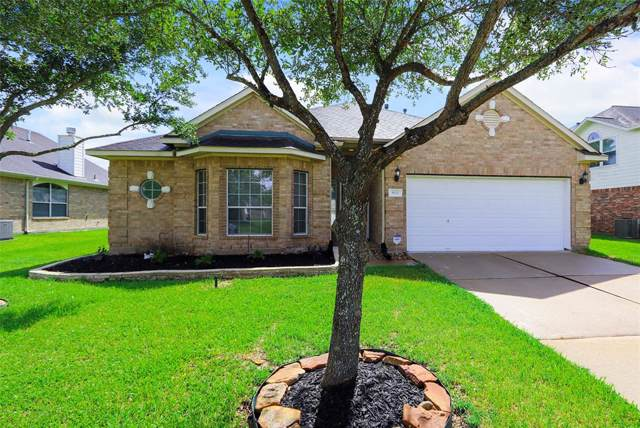 3611 Shasta Court, Pearland, TX 77584 (MLS #94692210) :: The Heyl Group at Keller Williams