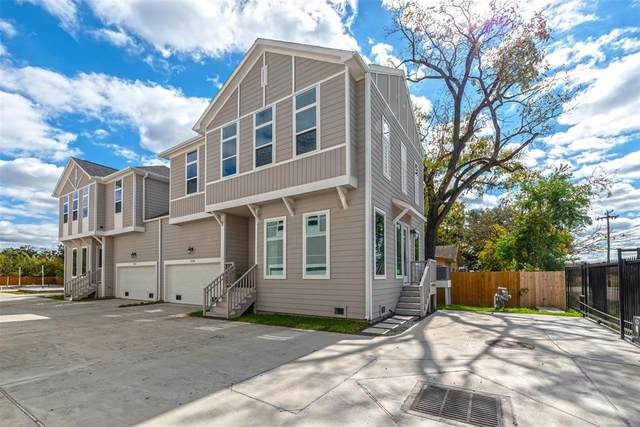 5610 Patrick Street J, Houston, TX 77076 (MLS #94706192) :: Connect Realty