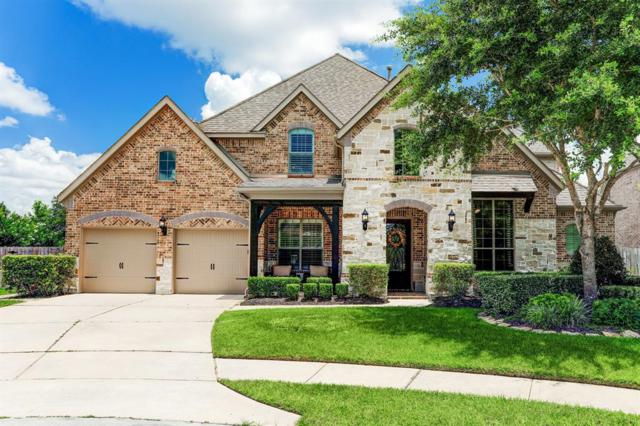 2305 Halls Creek, Friendswood, TX 77546 (MLS #94716172) :: Texas Home Shop Realty