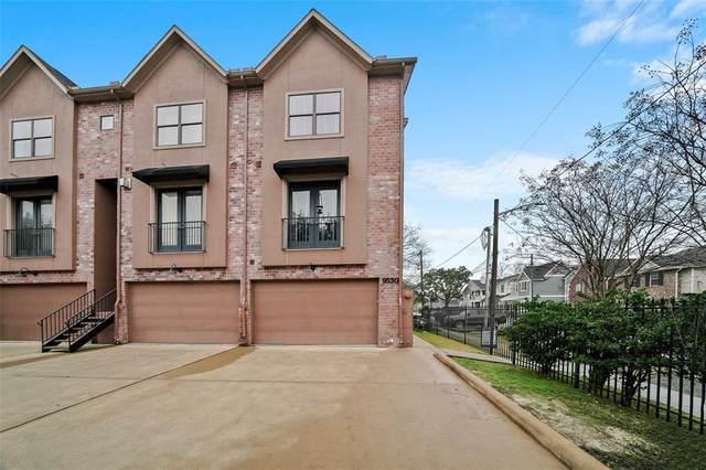 953 Yale Street G, Houston, TX 77008 (MLS #94716186) :: Keller Williams Realty