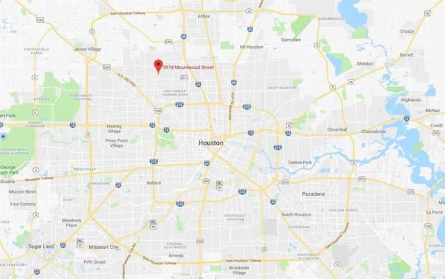 5918 Mountwood Street, Houston, TX 77091 (MLS #94723116) :: Michele Harmon Team