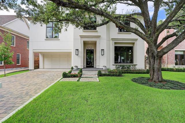 3712 Darcus Street, Southside Place, TX 77005 (MLS #94739696) :: The Home Branch
