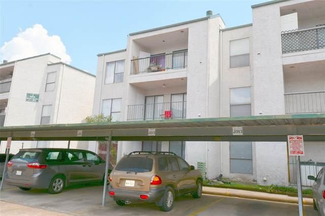 2814 S Bartell Drive #25, Houston, TX 77054 (MLS #94758236) :: Green Residential