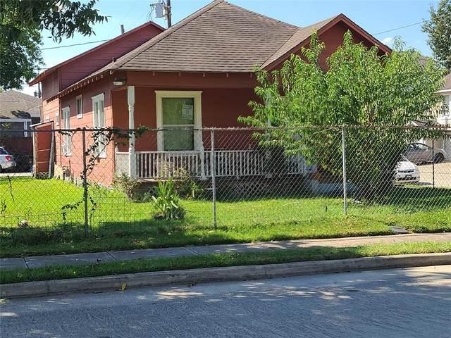 1111 Enid Street, Houston, TX 77009 (MLS #94766798) :: Texas Home Shop Realty