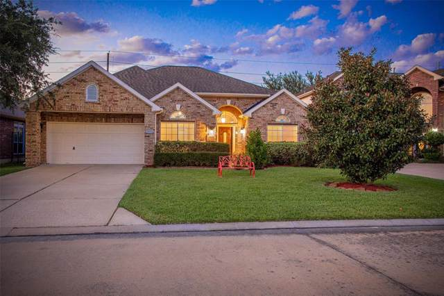3823 Arbor Drive, Pearland, TX 77584 (MLS #94767497) :: Phyllis Foster Real Estate