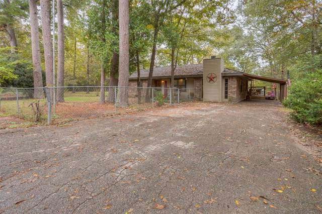 45 Dogwood Drive, Huntsville, TX 77340 (MLS #94773622) :: The SOLD by George Team