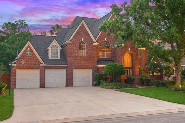 99 W Lakemist Circle, The Woodlands, TX 77381 (MLS #94776523) :: The Bly Team