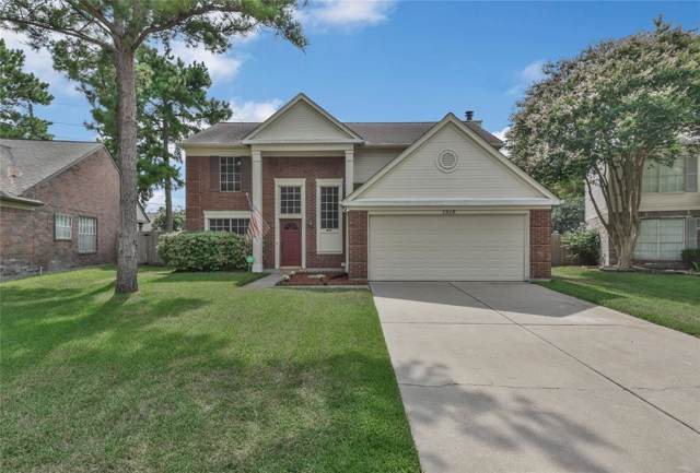 7519 Marble Glen Lane, Houston, TX 77095 (MLS #94791003) :: Ellison Real Estate Team