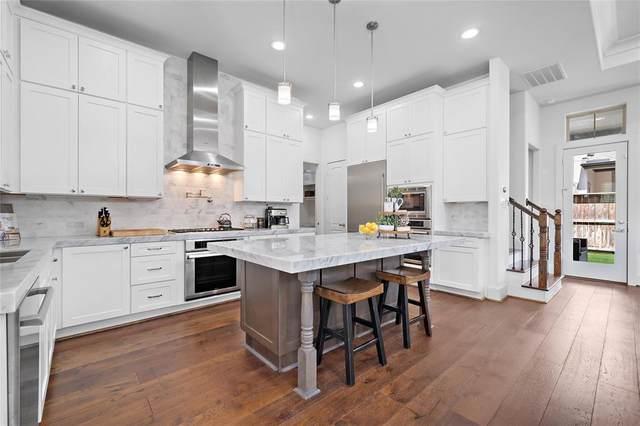 1606 West Rose Terrace Lane, Houston, TX 77055 (MLS #94792875) :: Parodi Group Real Estate