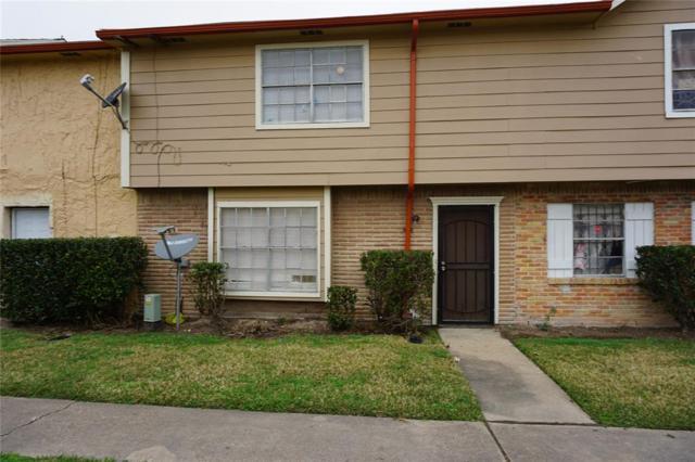 167 Casa Grande Drive #167, Houston, TX 77060 (MLS #94812941) :: Texas Home Shop Realty