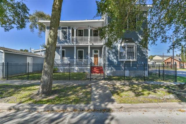 2904 Avenue L, Galveston, TX 77550 (MLS #94824553) :: The Bly Team
